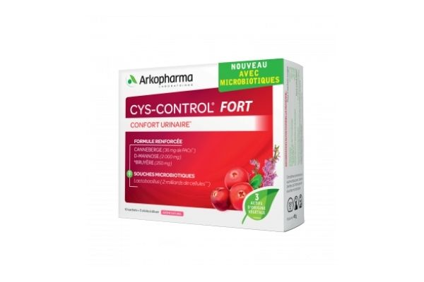 Cys-control Fort Sachets