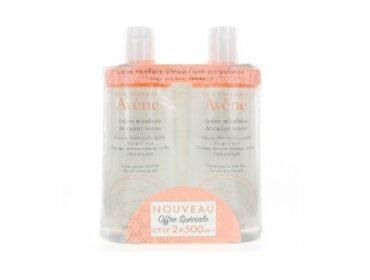 AVÈNE DUO LOTION MICELLAIRE