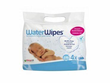 Waterwipes Lingettes Lot de 4